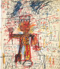 JEAN-MICHEL BASQUIAT: works on paper