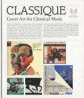 CLASSIQUE Cover Art for Classical Music