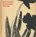 David Hockney: 23 Lithographs1978-1980
