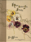 Irene E.Jerome : I have called you friends