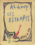 Pierre Alechinsky: Les estampes de 1946 a 1972