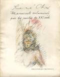 Rene Char: Manuscrits enlumines par des peintres du XXe siecle