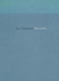 リュック・タイマンス展 Luc Tuymans: Sincerely 図録