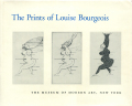 The Prints of Louise Bourgeois