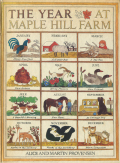 Alice and Martin Provensen: The Year at Maple Hill Farm