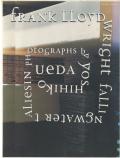 上田義彦写真集 Frank Lloyd Wright: Fallingwater / Taliesin