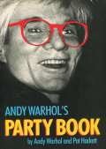 ANDY WARHOLS PARTY BOOK