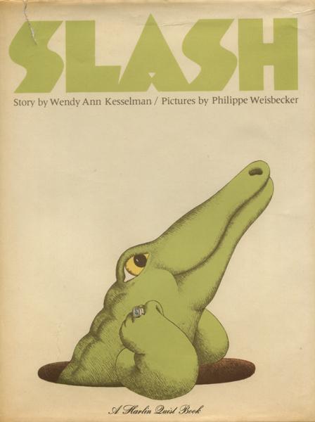 Philippe Weisbecker: Slash