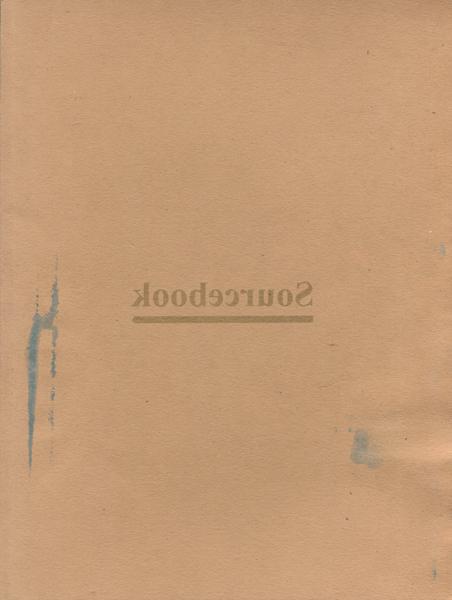 sorauce book