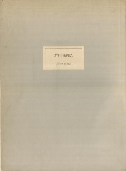 Saul Steinberg: Derriere le Miroir