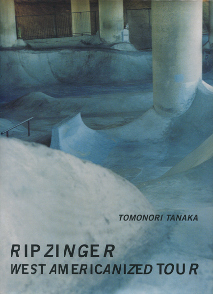 TOMONORI TANAKA: RIP ZINGER WEST AMERICAN TOUR
