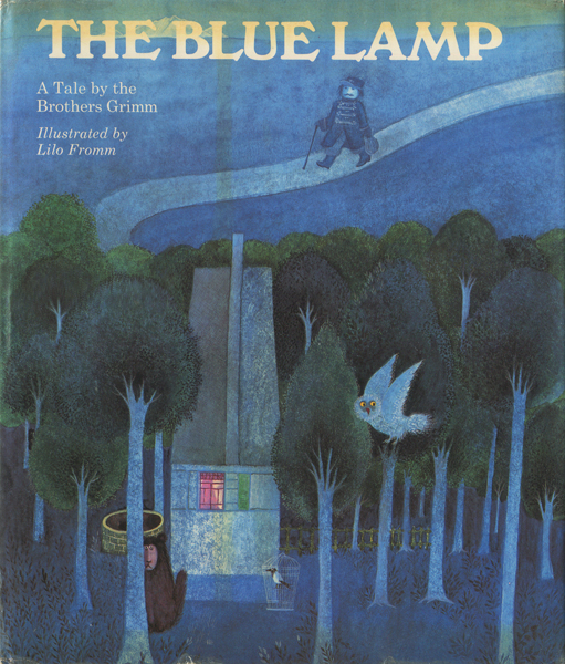 Lilo Fromm: The Blue Lamp