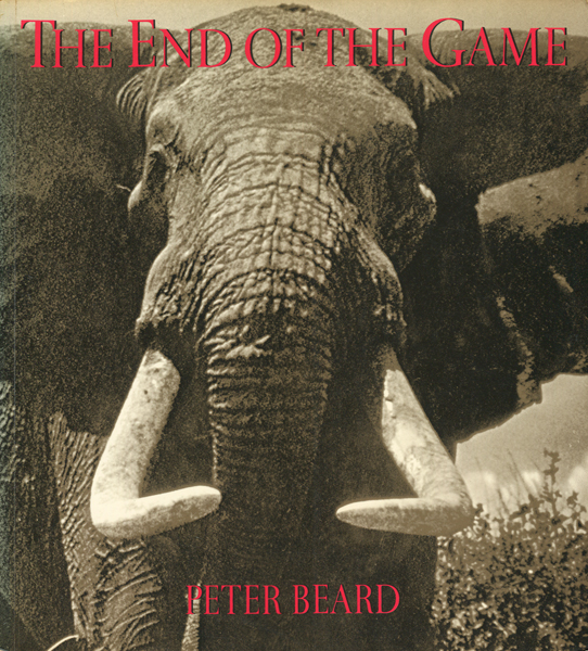 Peter Beard: THE END OF THE GAME
