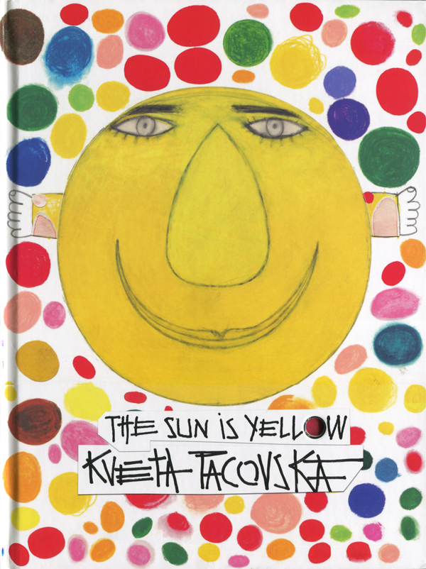 Kveta Pacovska: The sun is yellow