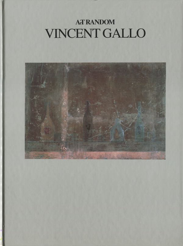 VINCENT GALLO: ART RANDOM