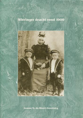Wieringer dracht rond 1900