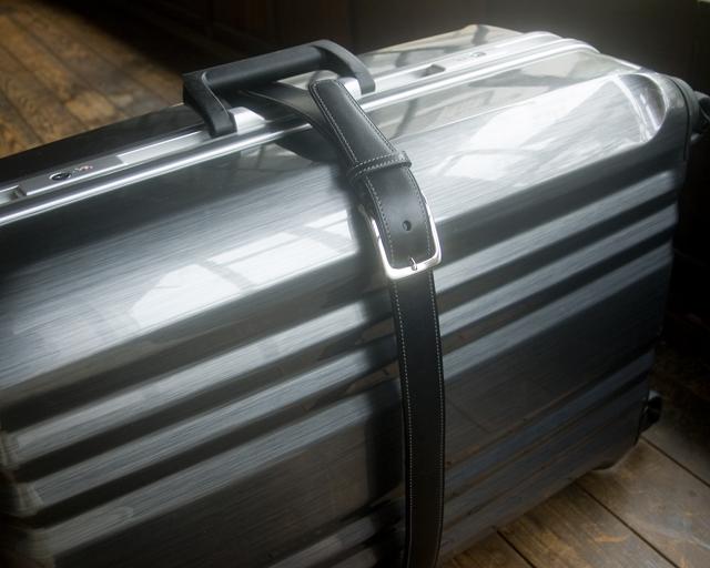 〔オーダーメイドギャラリー〕スーツケースベルト 周囲1340mm用