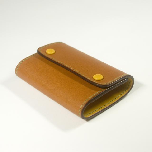 6連キー&カードケース『classy』 スイスamiet金具