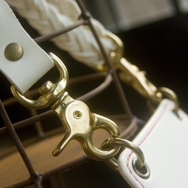 金具は全て真鍮製