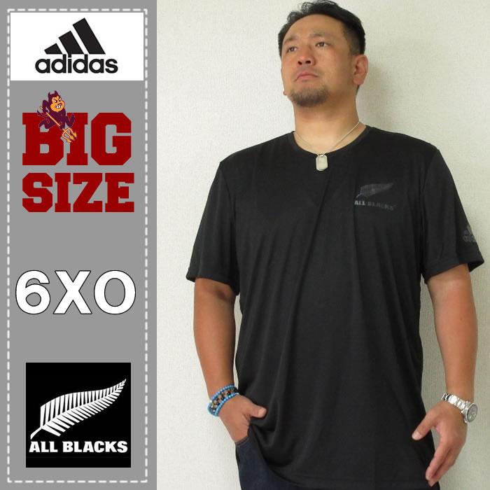 (5/31まで特別送料)adidas-All Blacks パフォーマンス半袖Tシャツ(メーカー取寄)adidas(アディダス)