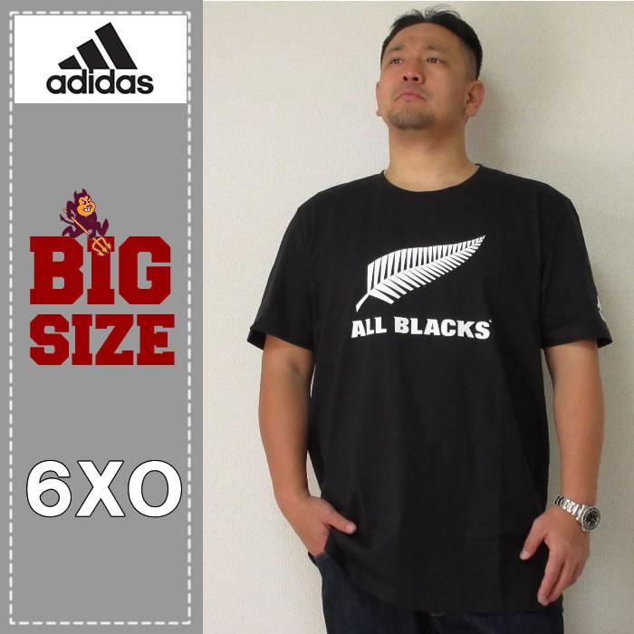 adidas-All-Blacksサポーター半袖Tシャツ(メーカー取寄)