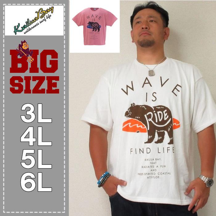 kailua Bay-パイル半袖Tシャツ(メーカー取寄)
