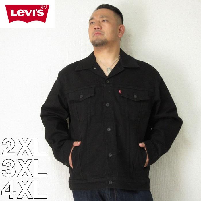 Levi's-トラッカージャケット(メーカー取寄)-LEVIS(リーバイス)