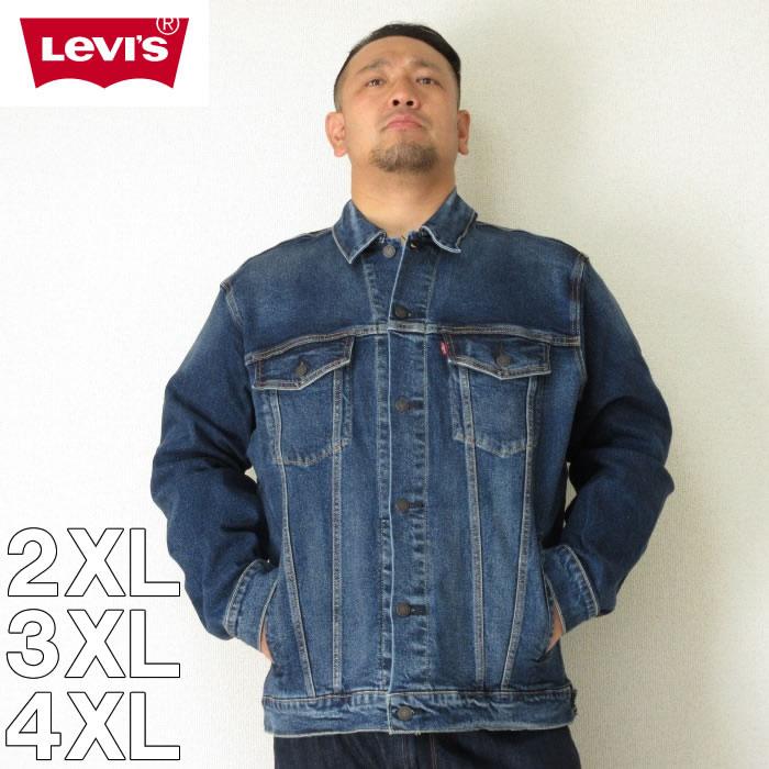 (5/31まで特別送料)Levi's-トラッカージャケット(メーカー取寄)-LEVIS(リーバイス)