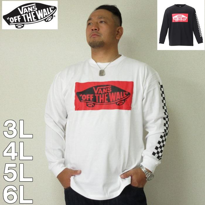 VANS-長袖Tシャツ(メーカー取寄)