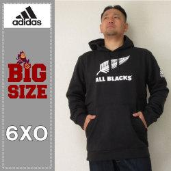 adidas-All-Blacksサポーターフーディー(メーカー取寄)