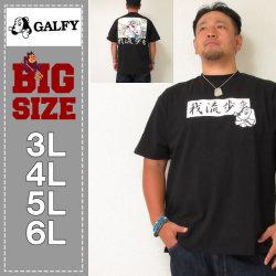 (本州四国九州送料無料)GALFY-KABUKI半袖Tシャツ(メーカー取寄)