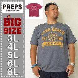 PREPS-半袖Tシャツ(メーカー取寄)