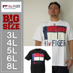 H by FIGER-半袖Tシャツ(メーカー取寄)