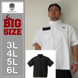 Roen grande-オックスフォードB.D半袖シャツ(メーカー取寄)