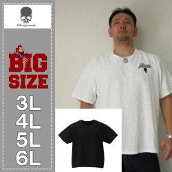 (本州四国九州送料無料)Roen grande-斜め膨れジャガード半袖Tシャツ(メーカー取寄)