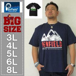 (5/31まで特別送料)Penfield-半袖Tシャツ(メーカー取寄)