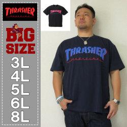 THRASHER-半袖Tシャツ(メーカー取寄)