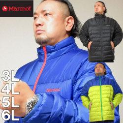 大きいサイズ メンズ Marmot-デュースダウンジャケット(メーカー取寄)マーモット 3L 4L 5L 6L