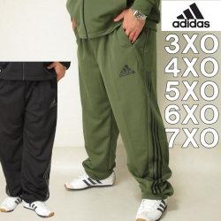 大きいサイズ メンズ adidas-ウォームアップ パンツ(メーカー取寄)アディダス 2L 3L 4L 5L 6L