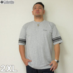 Columbia(コロンビア)ダグラストレイル半袖Tシャツ コロンビア アウトドア 2XL 半袖Tシャツ