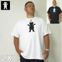 (3/2まで特別送料)GRIZZLY(グリズリー) OG BEAR ビッグベア 半袖 Tシャツ 2XL