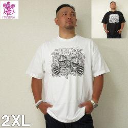 (7/31まで特別送料)MISHKA(ミシカ)CYCO APE 半袖 Tシャツ 2XL ミシカ