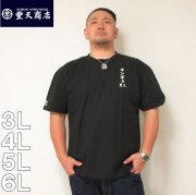 (4/30迄送料値下げ中)豊天-金魚半袖Tシャツ(メーカー取寄)3L 4L 5L 6L 豊天 ぶうでん ぶーでん 半袖 Tシャツ ぶた 豚