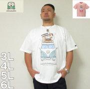 (4/30迄送料値下げ中)VOLKSWAGEN-半袖Tシャツ(メーカー取寄)3L 4L 5L 6L 8L ワーゲン 半袖 Tシャツ