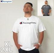 (5/31まで特別送料)Champion (チャンピオン) スクリプト半袖Tシャツ XL 2XL