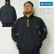 (本州送料無料)大きいサイズ メンズ Columbia(コロンビア)ウルフロード ジャケット 2XL