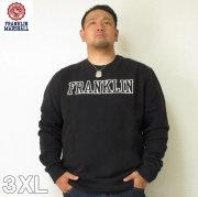 FRANKLIN&MARSHALL(フランクリンアンドマーシャル)カレッジロゴ スウェットシャツ