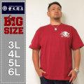 豊天-豊天波と鯛半袖Tシャツ(メーカー取寄)
