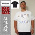 ABORDAGE-エンボス加工ホログラム箔半袖Tシャツ(メーカー取寄)