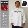 SEVEN2-カモフラロゴ長袖Tシャツ(メーカー取寄)